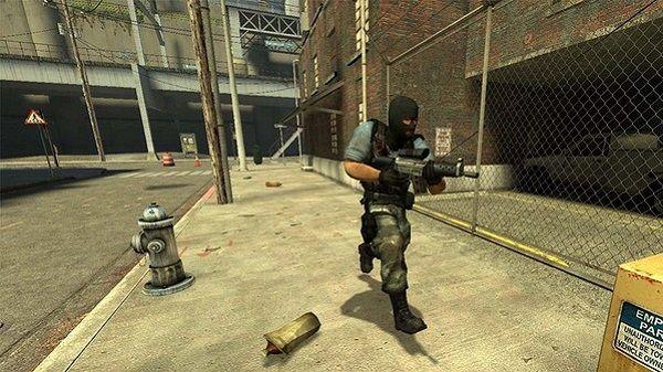 Counter Strike: Source Screen Shot 1, Full Version, Free PC Game,