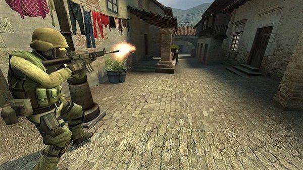 Counter Strike: Source Screen Shot 2, Full Version, Free PC Game,
