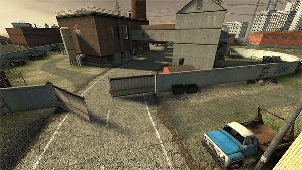 Counter Strike: Source Screen Shot 3, Full Version, Free PC Game,