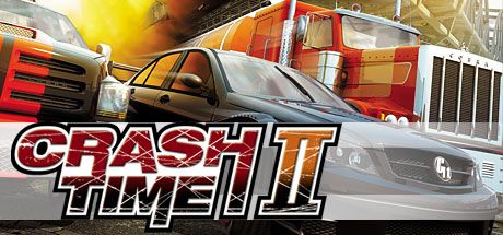 Crash Time 2, Box, Full Version, Free PC Game,