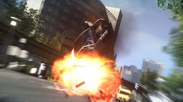Crash Time 2 Screen Shot 1, Full Version, Free PC Game,