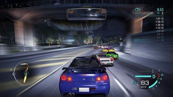 Need for Speed: Carbon Screen Shot 1, Full Version, Free PC Game,