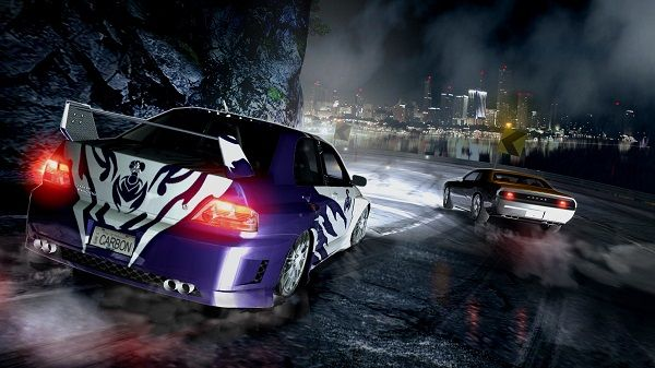 Need for Speed: Carbon Screen Shot 2, Full Version, Free PC Game,