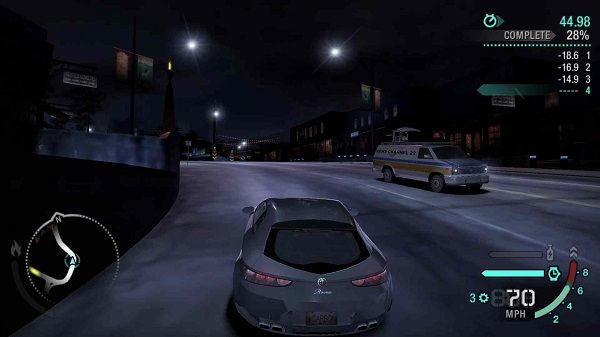 Need for Speed: Carbon Screen Shot 3, Full Version, Free PC Game,