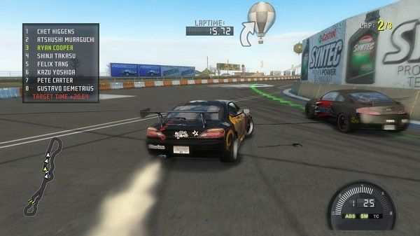 Need for Speed: ProStreet Screen Shot 2, Full Version, Free PC Game,