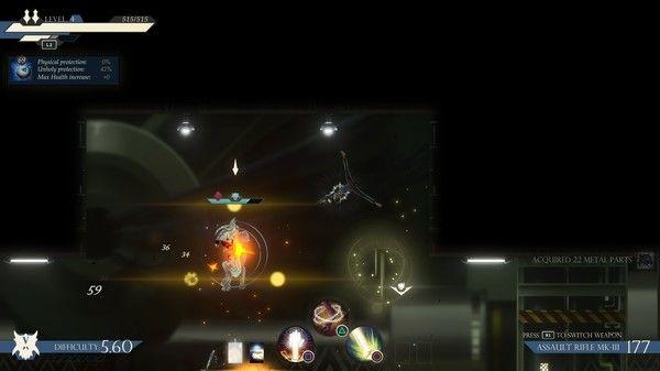 Seraph Screen Shot 1, Full Version, Free PC Game,