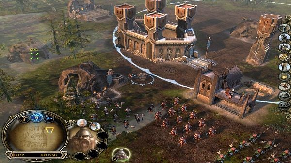 The Lord of the Rings The Battle for Middle Earth 2 Screen Shot 1, Full Version, Free PC Game,