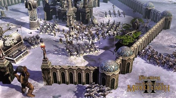 The Lord of the Rings The Battle for Middle Earth 2 Screen Shot 3, Full Version, Free PC Game,