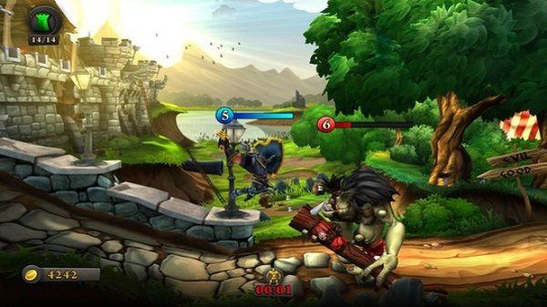 CastleStorm Screen Shot 1, Full Download, PC Version