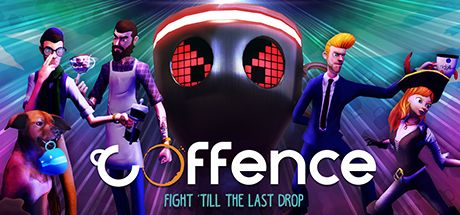Coffence Poster, Download, Full Version