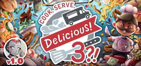 Cook Serve Delicious 3 Poster, Full PC, Free Download