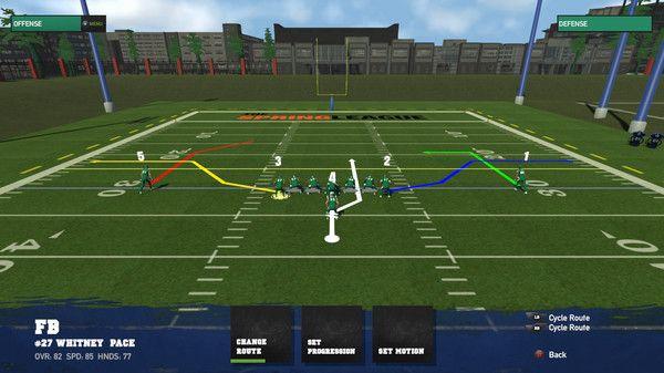 Doug Flutie's Maximum Football 2020 Screen Shot 2, Full PC, Download