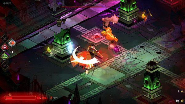 Hades Screen Shot 1, PC Version, Full Free Download