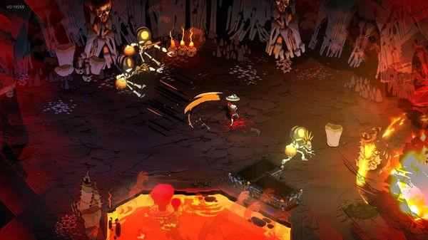 Hades Screen Shot 3, PC Version, Full Free Download