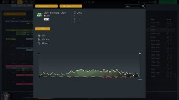 Pro Cycling Manager 2019 Screen Shot 2, Download, Full PC Version