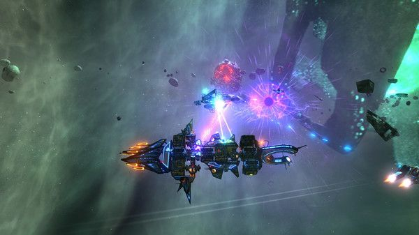 Space Pirates And Zombies 2 Screen Shot 3, Full PC, Download