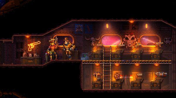 SteamWorld Heist Screen Shot 2, Download, PC Version