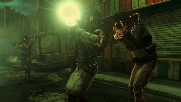 The Darkness II Screen Shot 1, Full PC, Download