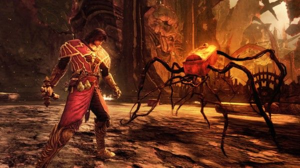 Castlevania: Lords of Shadow Screen Shot 1, Full Version, Download