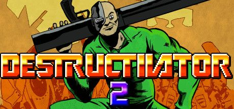 Destructivator 2 Cover