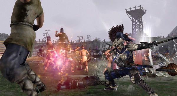 Dynasty Warriors 7 PC Game Screenshot 1