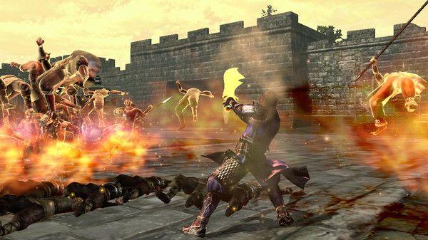 Dynasty Warriors 7 PC Game Screenshot 2