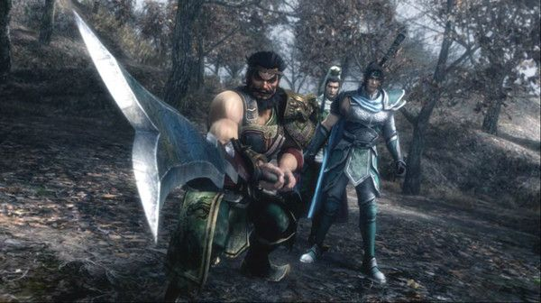 Dynasty Warriors 7 PC Game Screenshot 3