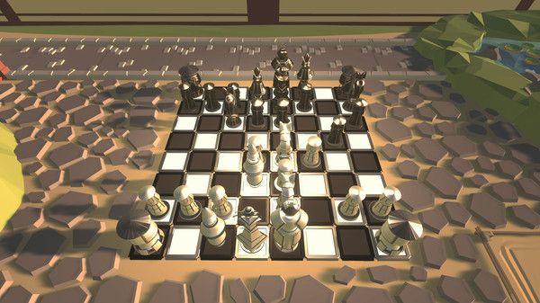Samurai Chess Screen Shot 1, Download, Full PC Version