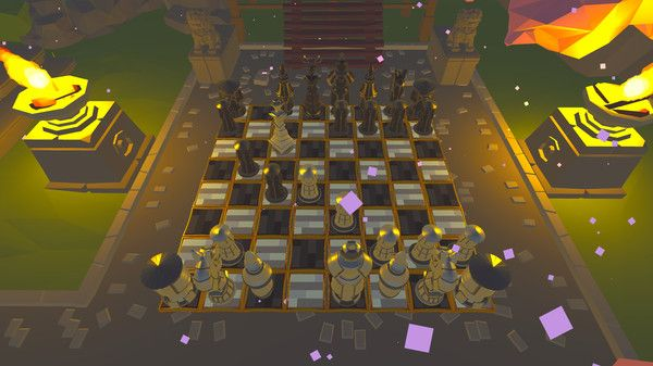 Samurai Chess Screen Shot 2, Download, Full PC Version