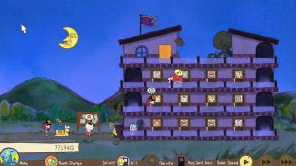 Unholy Heights Screen Shot 2, Full PC, Download