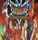 Batbarian Testament of the Primordials Poster