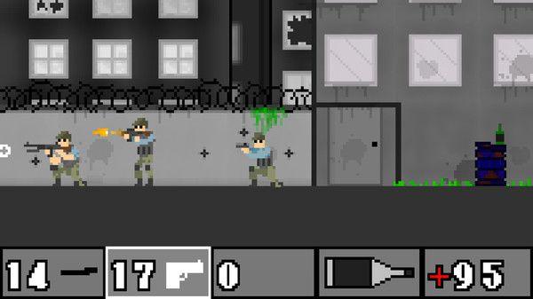 Biotoxin: The Dark Days Screen Shot 3, Download, Full Game