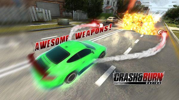 Crash And Burn Racing Screenshot 1 Download