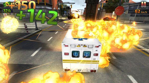 Crash And Burn Racing Screenshot 2 Download