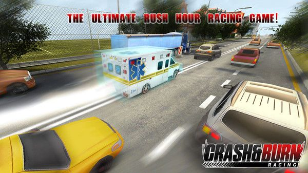 Crash And Burn Racing Screenshot 3 Download