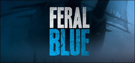Feral Blue PC Cover