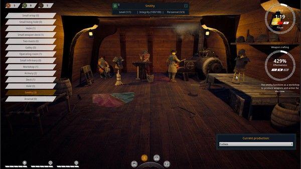 Feral Blue PC Game Screenshot 3