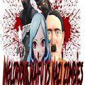Inglorious Waifu VS Nazi Zombies Poster