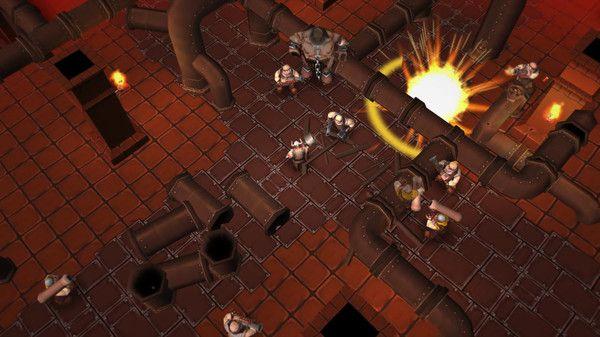 Runic Rampage Screen Shot 1, Download, Full PC Game