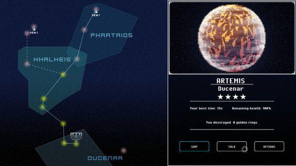 Star Waker Screen Shot 1, Download, Full Game