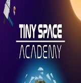 Tiny Space Academy Poster