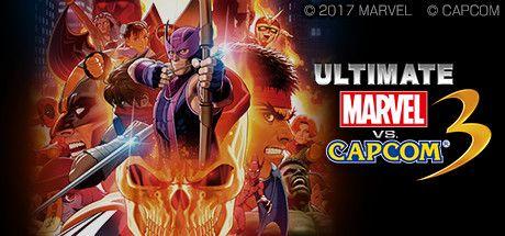 ULTIMATE MARVEL VS. CAPCOM 3 Cover