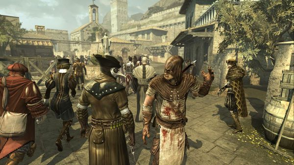 assassin's creed brotherhood PC Game Screenshot 1