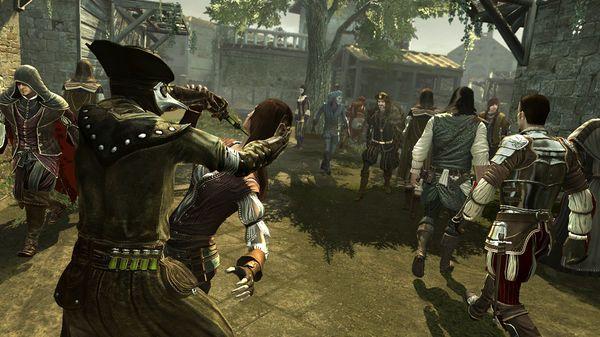 assassin's creed brotherhood PC Game Screenshot 2
