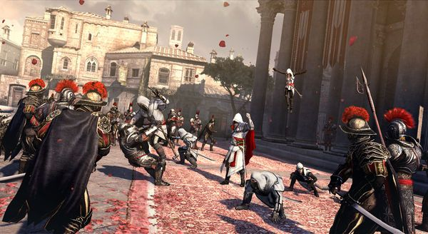 assassin's creed brotherhood PC Game Screenshot 3