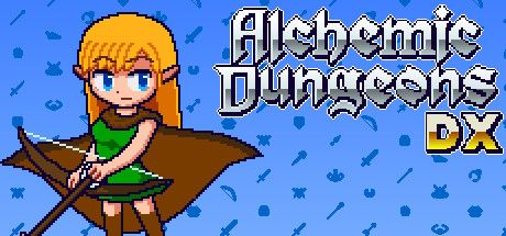 Alchemic Dungeons DX Cover, Free PC