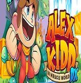 Alex Kidd in Miracle World DX Cover , Full PC Game
