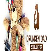 Drunken Dad Simulator Poster