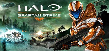 Halo Spartan Strike Cover Download