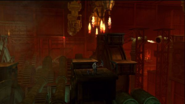 Marlow Briggs and the Mask of Death Screen Shot 3, Download, PC Game